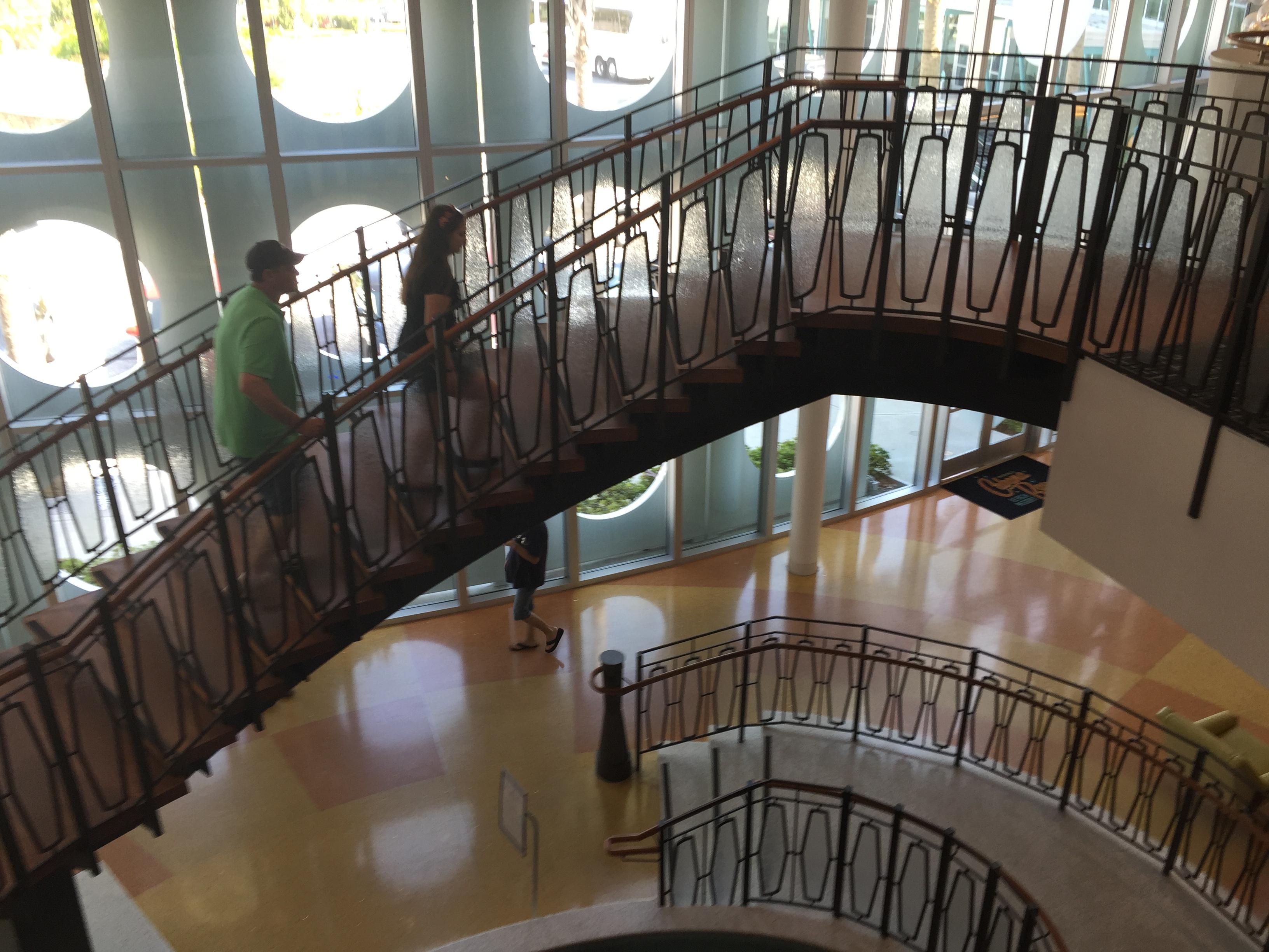 Universal Resort inside