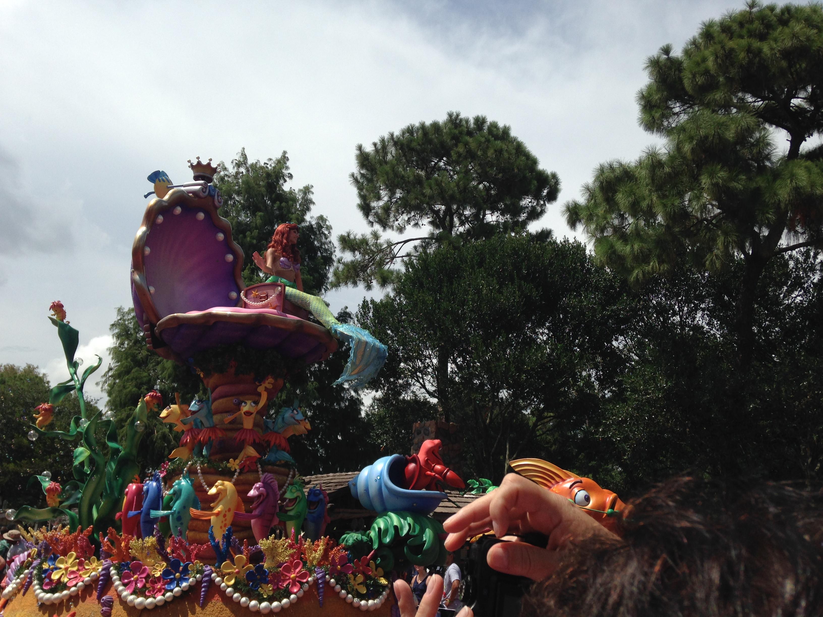 Disney Parade2
